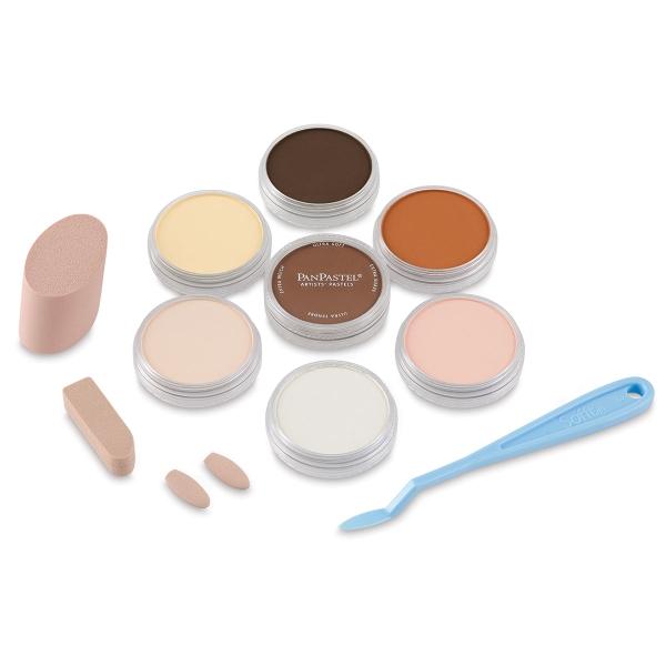 Skin Tones, Set of 7