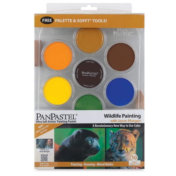 Wildlife Painting with Jason Morgan, Set of 10