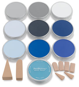 Seascape Colors, Set of 10