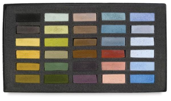 Basic Landscape Colors, Set of 30