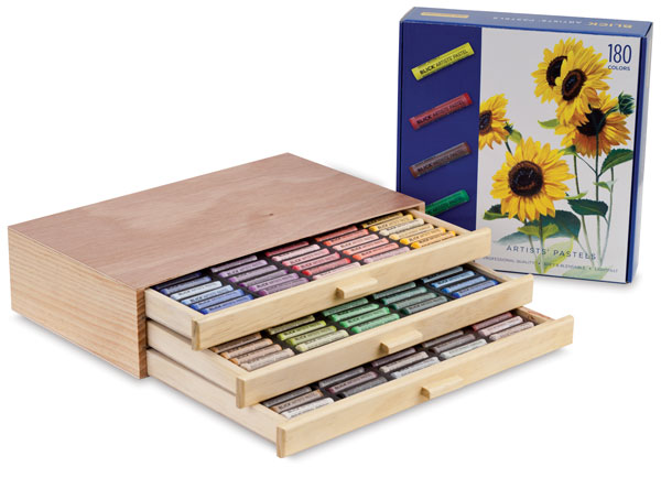 Deluxe Wood Box Set of 180