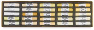 Yellow, Set of 25