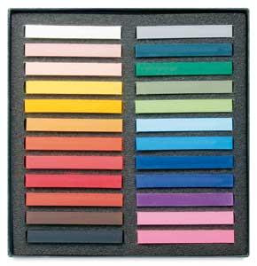Soft Pastels, Set of 24
