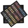 Half-Size Medium-Soft Pastel Sticks, Set of 120