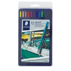 Staedtler Ergosoft Colored Pencil Sets