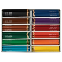 Colored Pencils, Class Pack of 288
