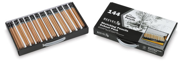 Sketch Pencil Pack