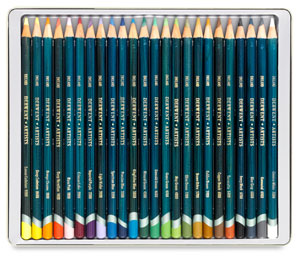 Artists Pencils, Set of 24