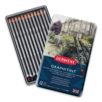 Graphitint Pencils, Set of 12