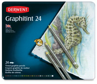 Derwent Graphitint Pencils