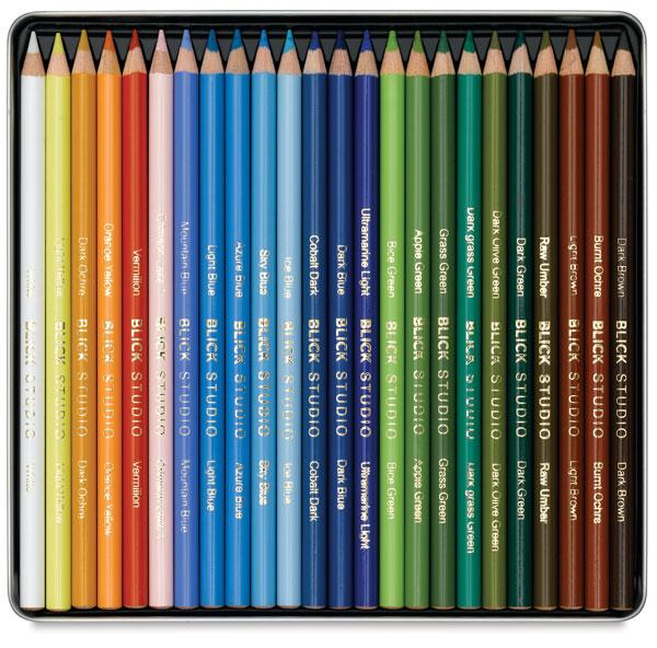 Drawing Pencil Shades