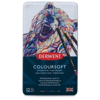 Coloursoft Pencils, Set of 12