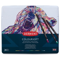 Coloursoft Pencils, Set of 24