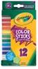 Color Sticks, Set of 12