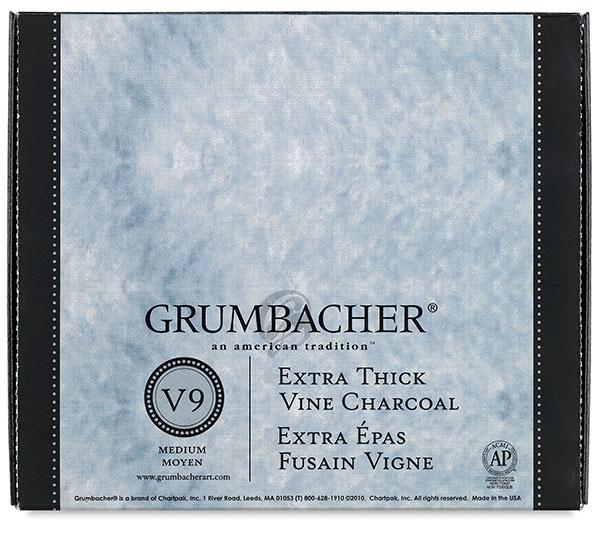 Vine Charcoal Jumbo Stick, Pkg of 25