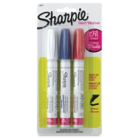 Set of 3, Medium Point Markers