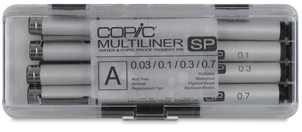 Multiliner SP Set A