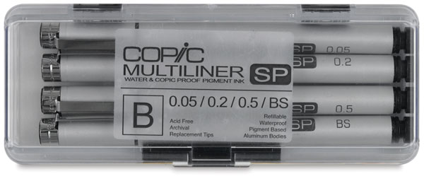 Multiliner SP Set B