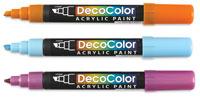 Decocolor Acrylic Paint Markers
