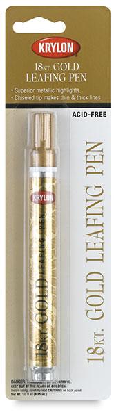18kt Gold Leafing Pen