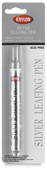 Siver Leafing Pen