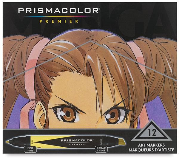 Prismacolor Premier Double-Ended Art Marker Sets - BLICK art materials