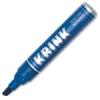K-73 Bleed Thru Ink Marker, Blue