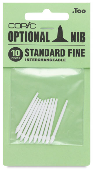 Original Replacement Nibs, Set of 10, Fine
