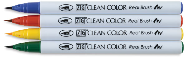Pure Colors, Set of 4