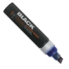 Chisel Nib Montana Black Dye Ink Marker, Blue