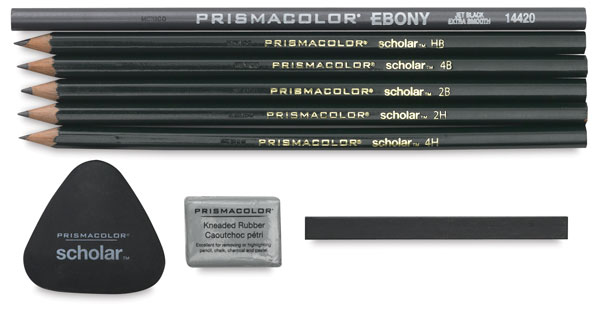 9-Piece Drawing Set