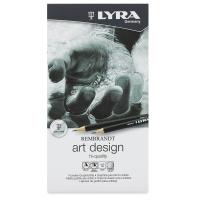 Art Design Graphite Pencil Set