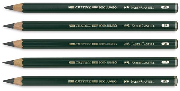 9000 Jumbo Pencils