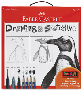 Drawing & Sketching Set