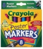 Crayola Washable Poster Marker Set