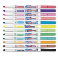 Washable Dry Erase Markers, Set of 12