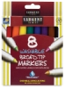 Broad Tip Washable Markers, Set of 8