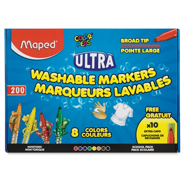 Markers, Class Pack of 200
