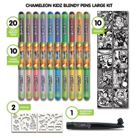 Blendy Pens, Set of 10