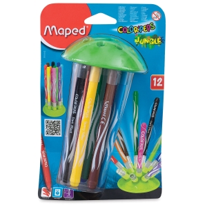 Maped Color'Peps Jungle Fine Tip Markers