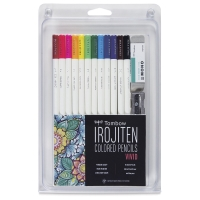 Colored Pencil Set of 12, Vivid
