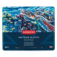 Inktense Blocks, Set of 24