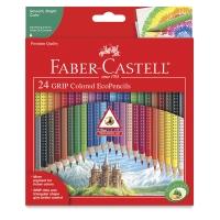 GRIP Colored EcoPencils, Set of 24