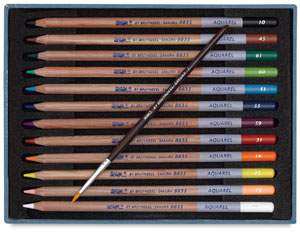 Aquarel Pencils, Set of 12
