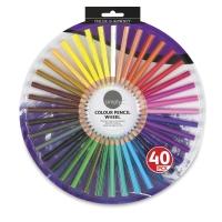 Daler-Rowney Simply Colour Pencil Wheel