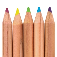 Bright Colors, Set of 5