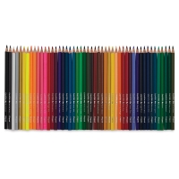 Color'Peps Triangular Colored Pencils, Set of 48