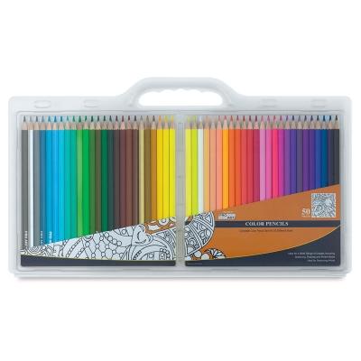 Color Pencil Set, Set of 50