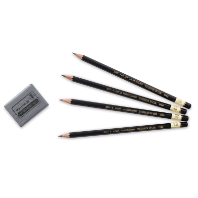 Toison D'or Professional Graphite Pencil Set