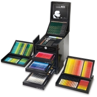 Faber-Castell KarlBox Colours in Black